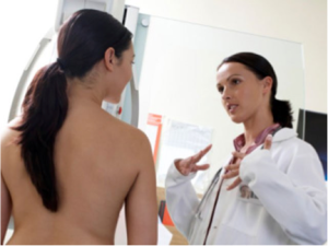 Personalized medicine tries to accurately diagnose breast cancer (and other diseases) according to the genomic profile of a given patient, their lifestyle and their past medical and hereditary history