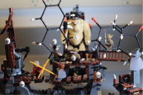 Building with Lego: An Intuitive Understanding of the Art of Creating Molecules that Target Diseases